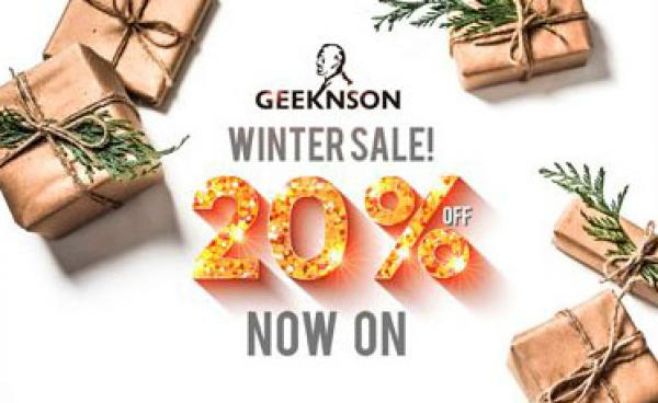 WINTER SALE WITH 20% OFF!!!
