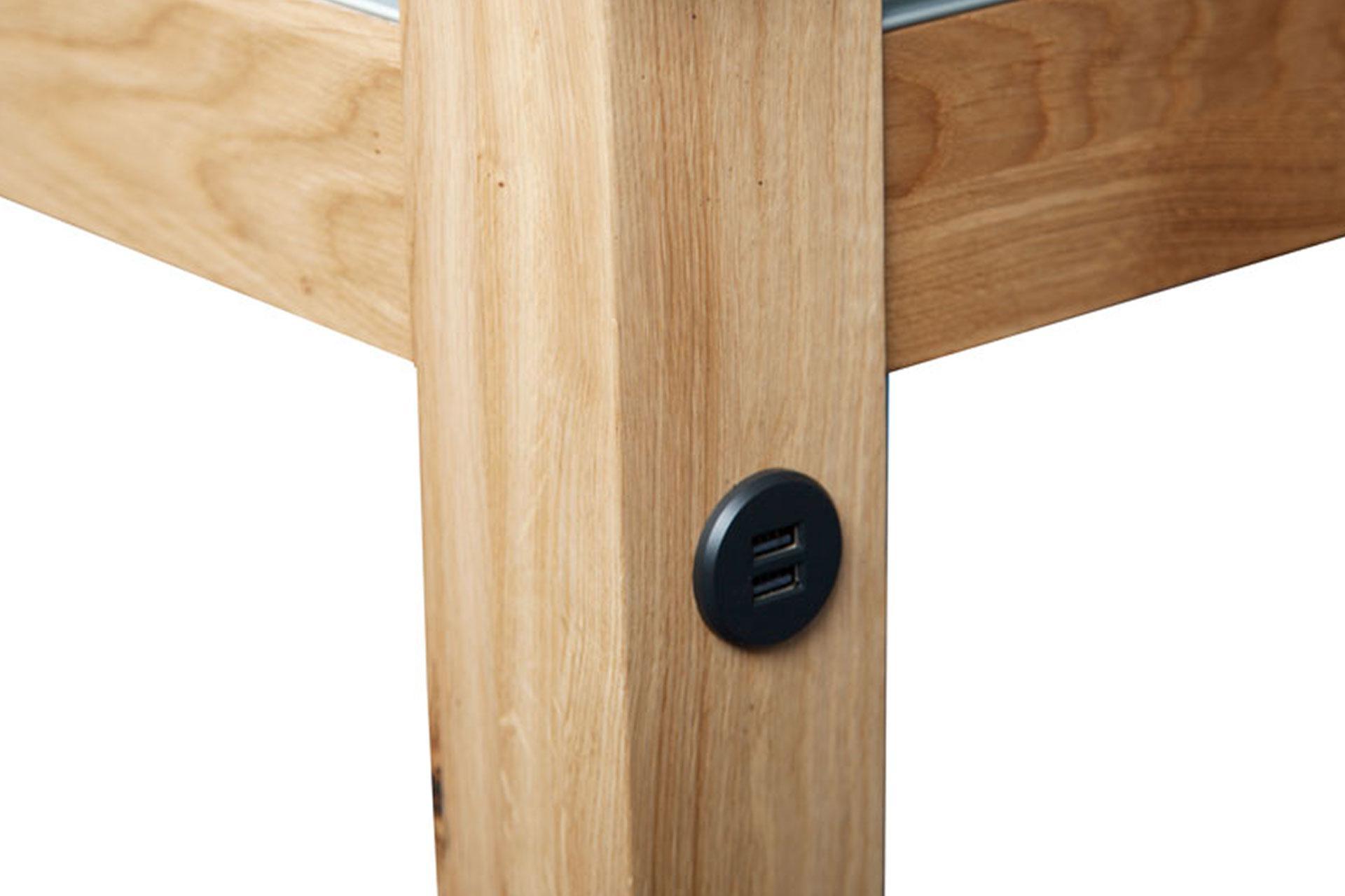 USB Charger - Table Leg