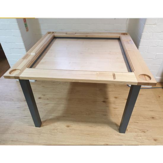 Dover Game Table – Natural Ash